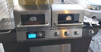 Cuisinart twin oaks pellet and gas grill