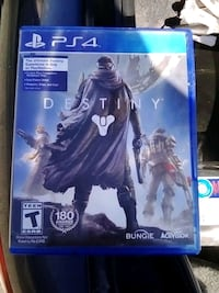 PS4 Destiny game great condition Downey, 90240