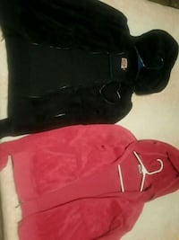 2 juicy couture hoodies small