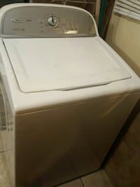*Needs Belt* white Whirlpool top-load washer