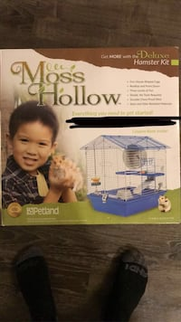 3 Story Hamster Cage