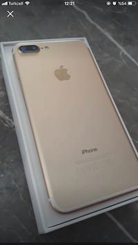 İphone 7 plus 128 gb gold Şişli, 34379