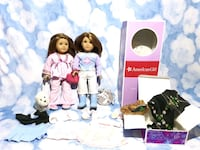 Genuine American Girl Dolls and Accessories St. Thomas, N5P 4J9