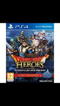 Dragon quest Heroes Pal UK PS4 Barcelona, 08021