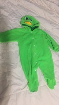 Infant frog costume 3774 km