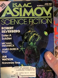 Science fiction magazines Bowie, 20721