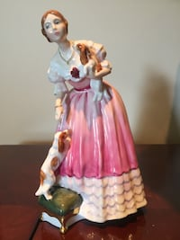 Royal Doulton Queens of the Realm limited edition figurines Queen Victoria  Toronto, M9A 2R9