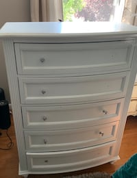 White Dresser needs TLC Poolesville, 20837