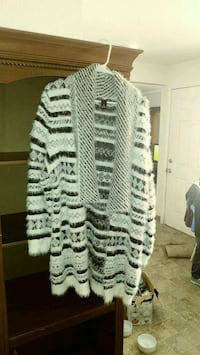 Furry Sweater jacket  Clearfield, 84015