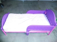 Toddler bed with mattress San Diego, 92115