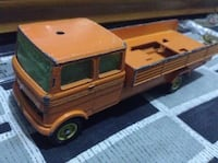 Rare Mercedes-Benz LP608 diecast truck - Made in Germany Toronto, M1S