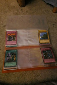 Yugioh cards Clifton, 20124