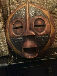 African mask Bowie, 20716