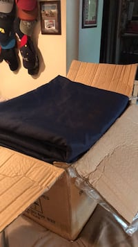 """20 navy blue rectangle table clothes 90"""" x 130"""" Stafford, 22556"""