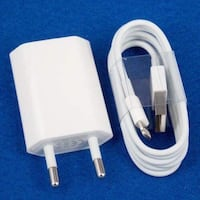 Iphone lader + adapter
