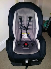 Evenflow toddler car seat 47 km