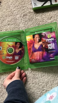 Zumba for Xbox one  Manassas, 20110
