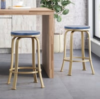 $120 for 2 Brand new stool Brampton, L7A 3H4