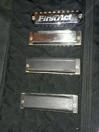 4 harmonicas $20 for all Lakewood, 80215