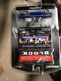 Collector model toy cars