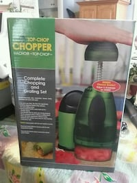 New chopper & grating set Waterford, N0E 1Y0