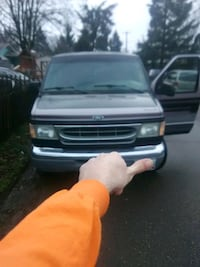 98 Ford E:150 Conversion Van Portland