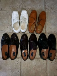 Mens 15W Shoes entire lot of 5 pairs Aldie, 20105
