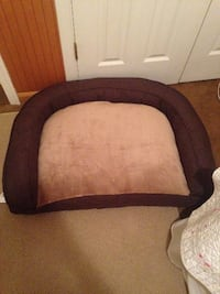 Large dog bed null