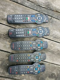 Rogers Cable TV remotes