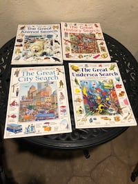 Great Search Books