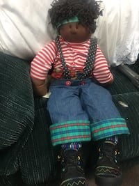 "Little Souls ""Scott"" 1993 doll Anchorage, 99501"