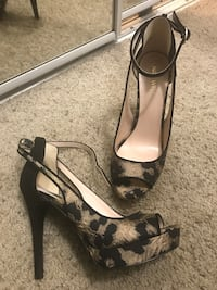 New Nine West Size 7.5 heels