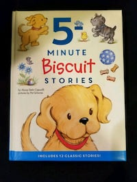 Biscuit Stories Oakville, L6H 1X7