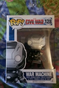 War machine funko pop Bakersfield, 93301