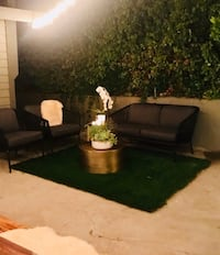 Standish Outdoor Seating Set Los Angeles, 90027