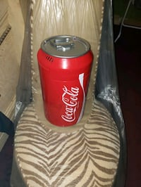 Coca Cola mini fridge Collector's item