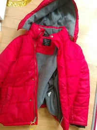 Red winter Jacket in great condition. Fairfax