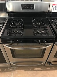 Kenmore stainless steel gas stove  Reisterstown, 21136
