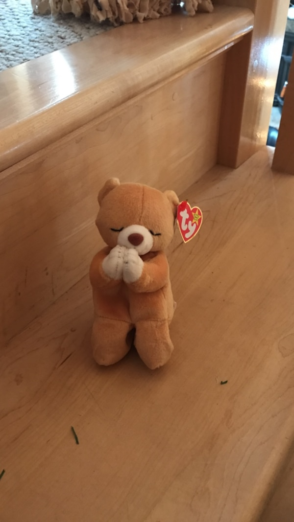 20ab6f76789 Used Ty beanie baby hope for sale in Old Lyme - letgo