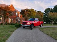 1997 Ford F-150 XLT 4X4 EXTENDED CAB FLARESIDE Midway
