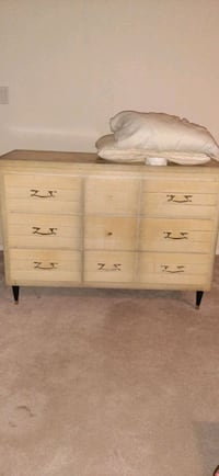 TODAY ONLY SALE!! 6 Drawer Dresser