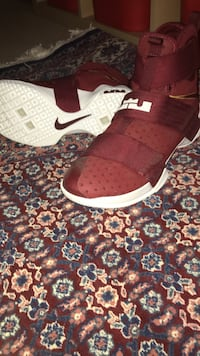 Lebrons Soldier 10 New Westminster