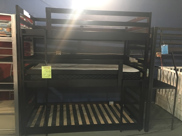 Used Triple Bunk Bed For Sale In Norwalk Letgo
