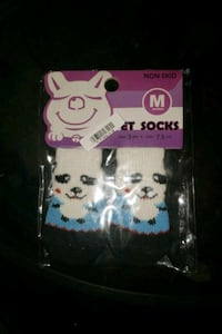 Socks for small dog or cat