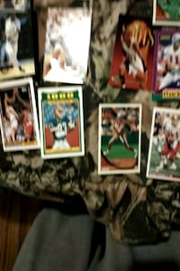 assorted baseball trading card collection Johnson City, 37601