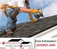 Free Roofing, Siding, Or Window Estimates! Darien