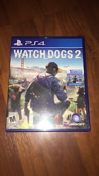 Watch Dogs 2 Ps4 Game New Cumberland, 17070