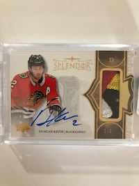 Duncan Keith Splendor  Acton, L7J 2Z6