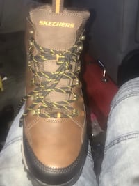 SteelToe Boots size 8.5 Los Angeles, 90012