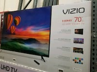 "70"" 70"" smart 4k ultra HDTV 2160p 120htz by vizio. Los Angeles, 90014"